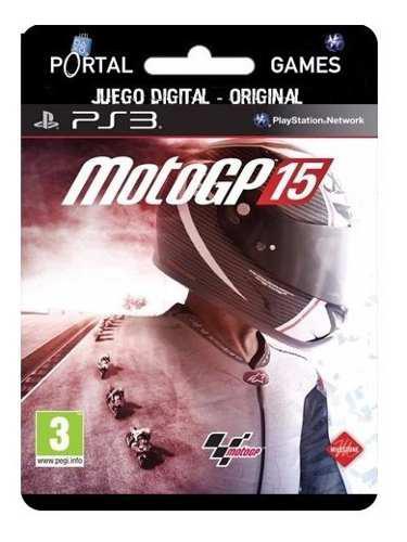 Moto gp 15 ps3 + 15% off