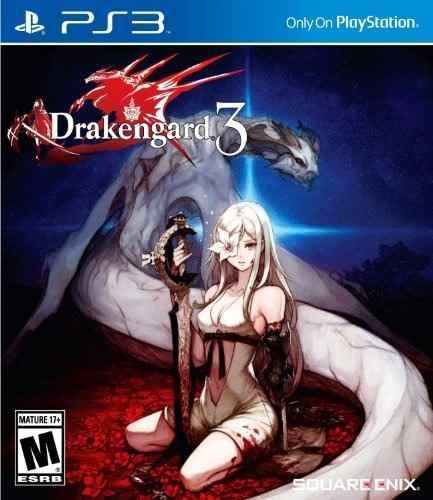 Videojuego Drakengard 3, Para Playstation 3