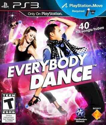 Videojuego Everybody Dance Ps3