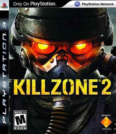 Videojuego killzone 2 para playstation 3