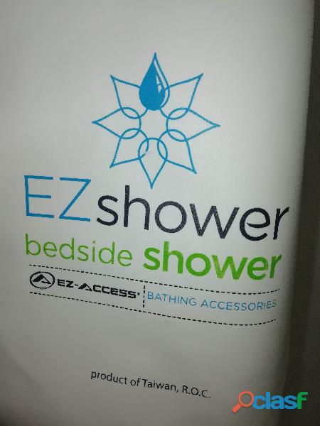 Lavado de Cabello en Cama con Depósito de agua para heridos, Ancianos, discapacitados 5
