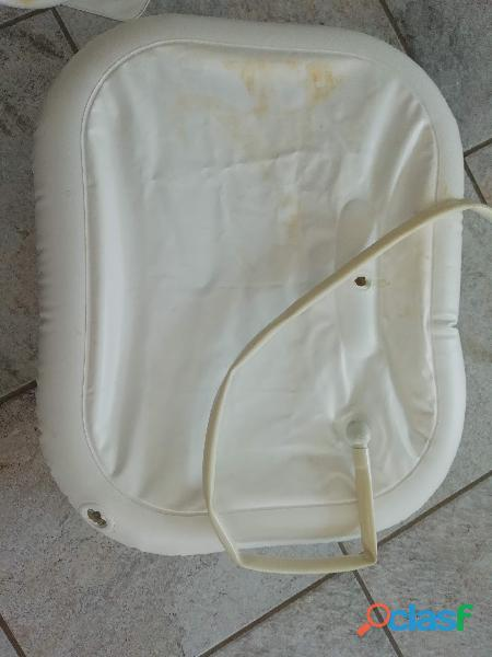 Lavado de Cabello en Cama con Depósito de agua para heridos, Ancianos, discapacitados 4