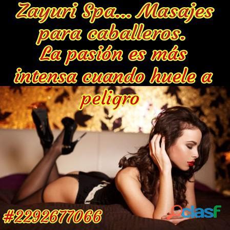 Prestame tus fantasías quiero hacerlas realidad.... Zayuri Spa....