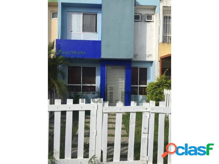 Renta Casa 2 recamaras Cabo Rojo Tuxpan Veracruz, Cabo Rojo