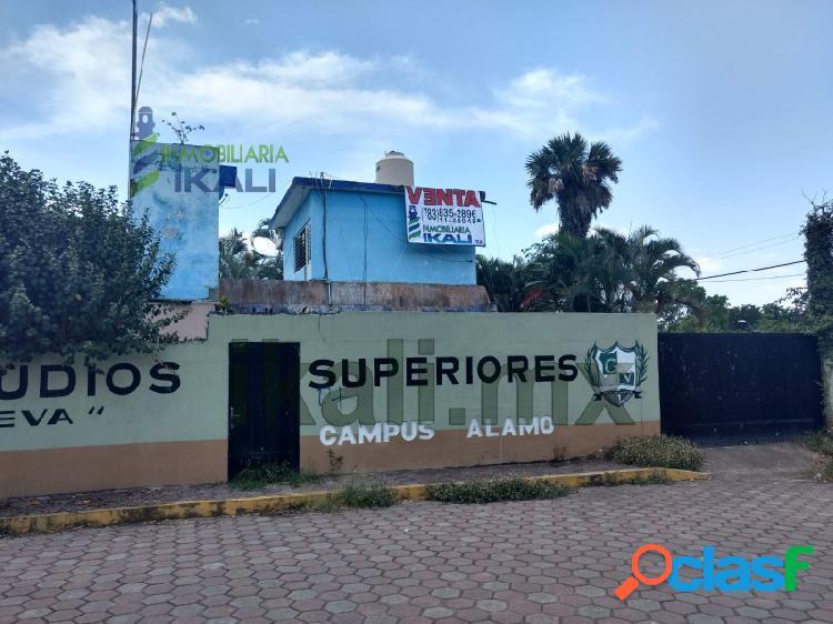 Venta Casa 2 recamaras Col. Educación Álamo Temapache Veracruz, Educación