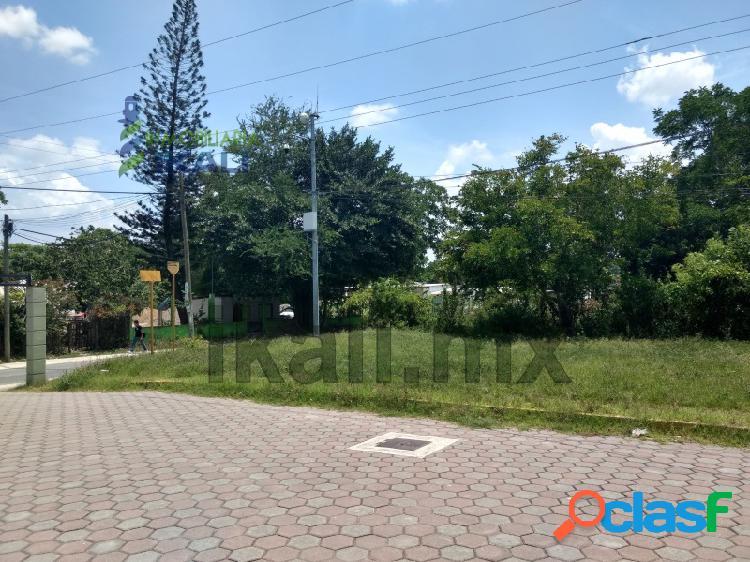 Venta Terreno 375 m² Col. Educación Álamo Temapache Veracruz, Educación