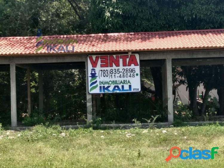 Venta Terreno 750 m² Col. Educación Álamo Temapache Veracruz, Educación