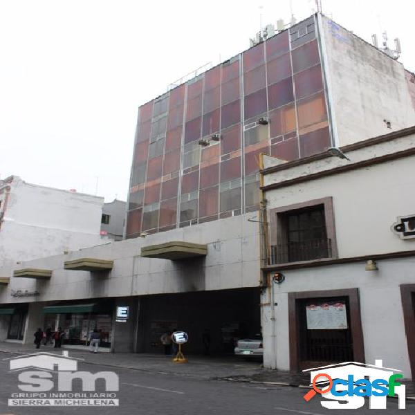 Edificio en renta centro historico puebla se-1601r