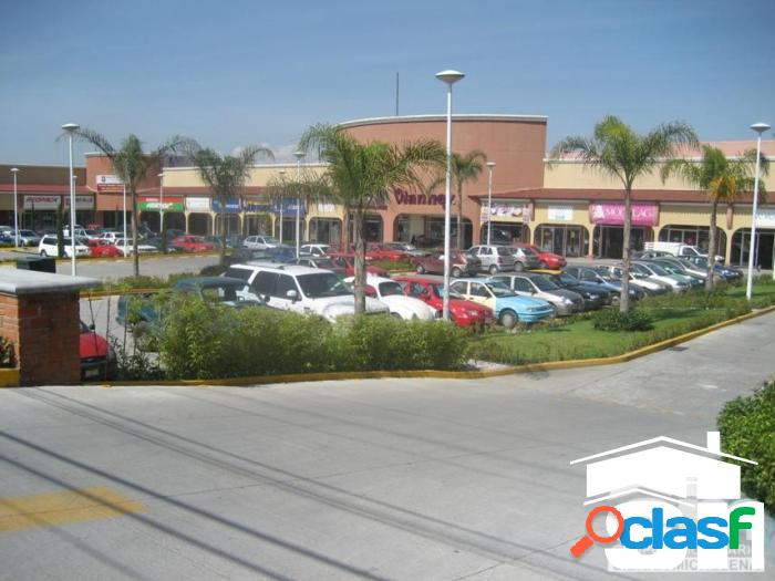 Oficina en renta plaza comercial ignacio zaragoza sml-1718