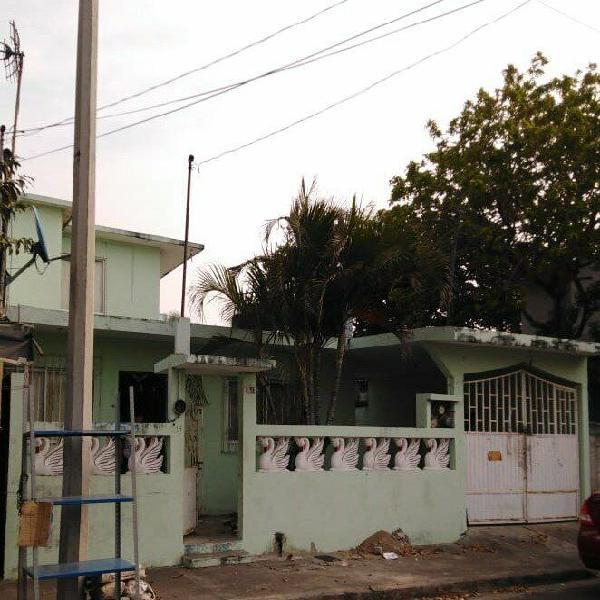 Amplia casa 5 recamaras colonia ruiz cortines