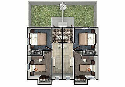Casa con amplio jardin en tecamac edo de mexico