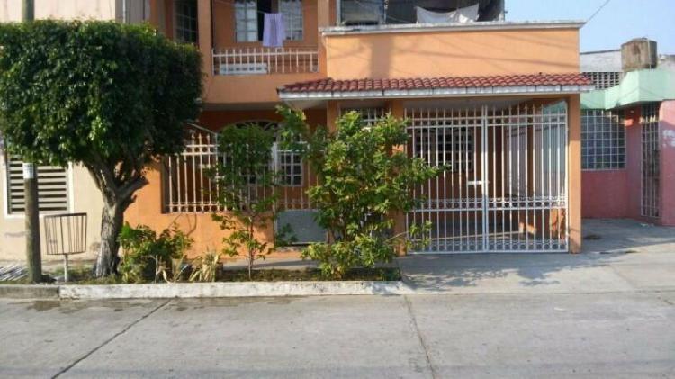 Casa en venta en infonavit comalcalco