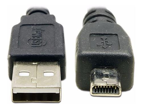 CABLE USB NIKON COOLPIX L310 L320 L330 L340 L610 L620 L810 segunda mano  México (Todas las ciudades)