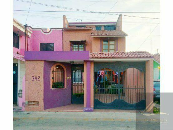 Casa en venta en col forjadores m. de la reforma