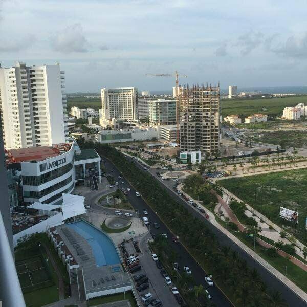 Departamento en Renta en Cancún/ Malecon Ámericas/ Torre
