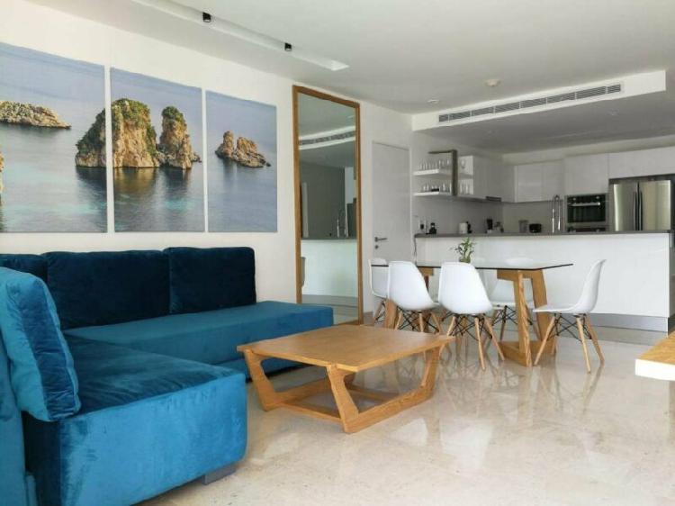 Departamento en venta en Playa del Carmen//Rivera Maya /