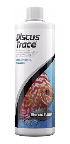 Discus trace seachem 500ml acuario peces