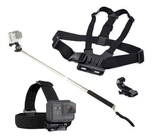 Kit de accesorios para gopro hero sjcam eken sport camaras