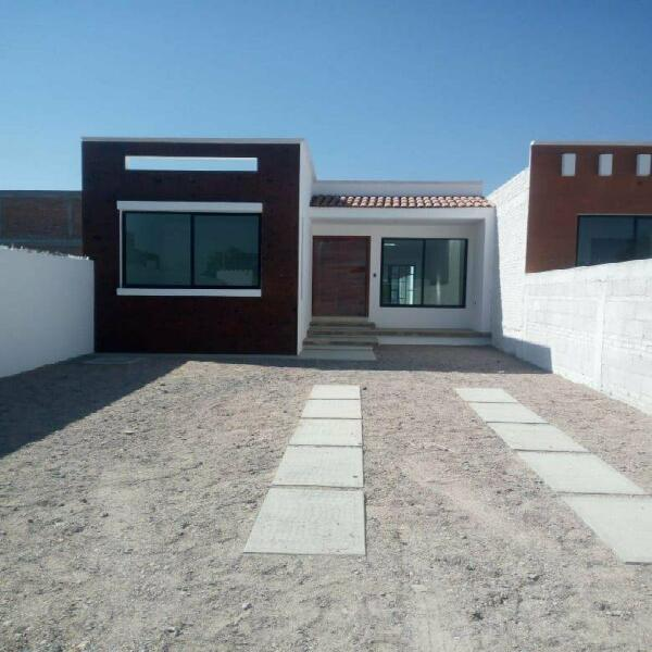 Lujosa casa de 1 planta equipada en venta en san juan del