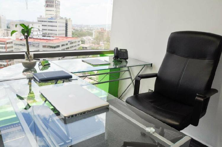 Oficina desde $5,571.00 para 1-3 personas en torre
