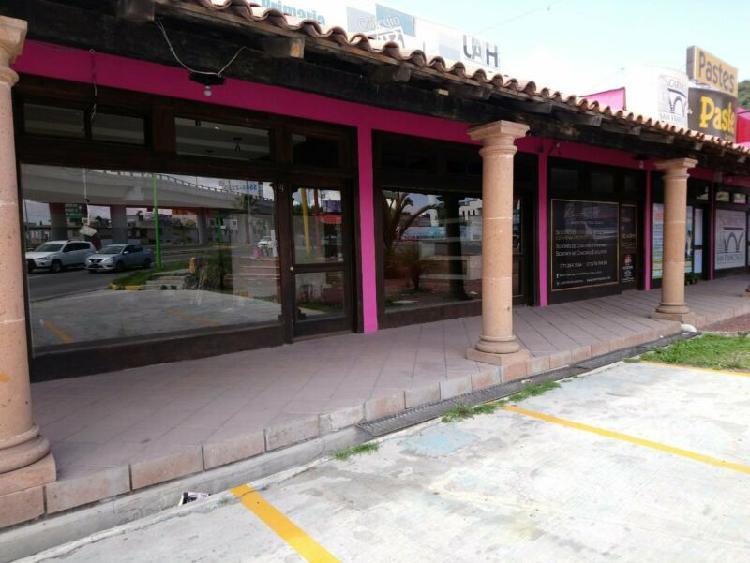 Renta de locales comerciales en pachuca