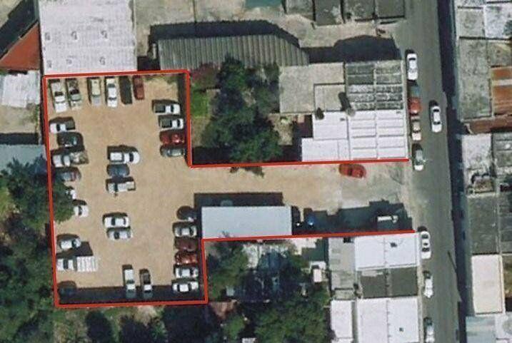 Terreno en renta para estacionamiento, en el centro de la