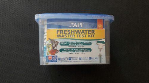Test Api Freshwater Master Kit Acuario
