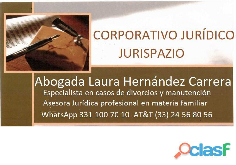 Abogada de divorcio en Guadalajara|La solución a sus problemas conyugales 1