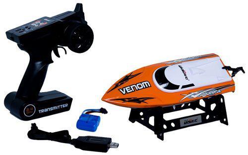 Barco Bote De Carreras Udirc Venom Control Remoto Envío