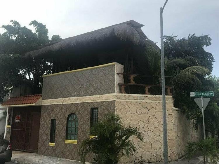 Casas en venta en playa del carmen/riviera maya /