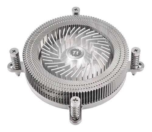 Disipador thermaltake motor 27 1u low profile intel socket