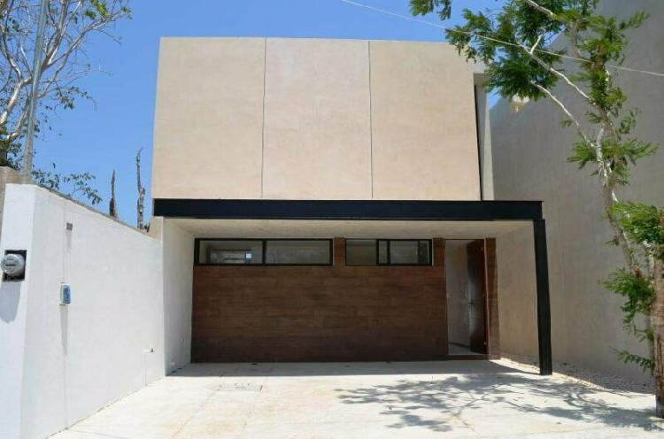 G6 townhouses en venta dzitya(mod.c y b),mérida yucatán /