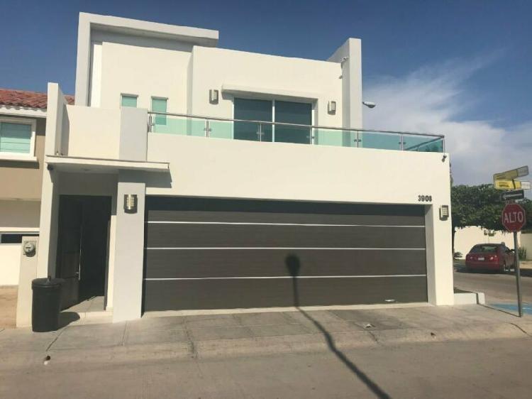 Renta casa amueblada residencial marquesa $26,000