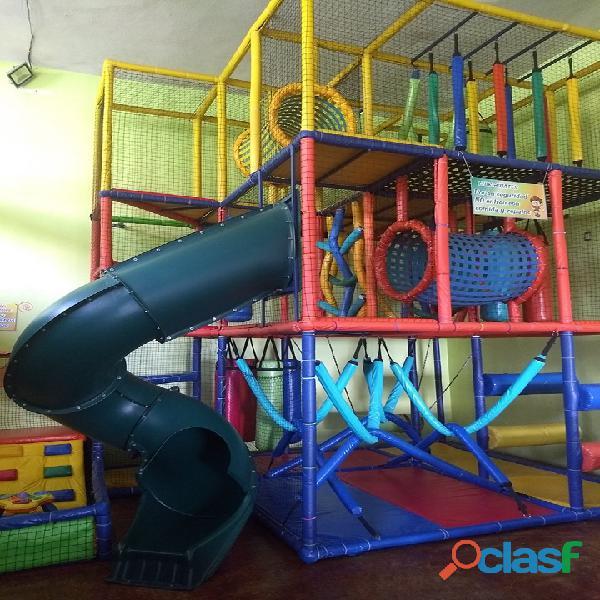 Juegos modulares para salon de fiestas (área de lactantes)