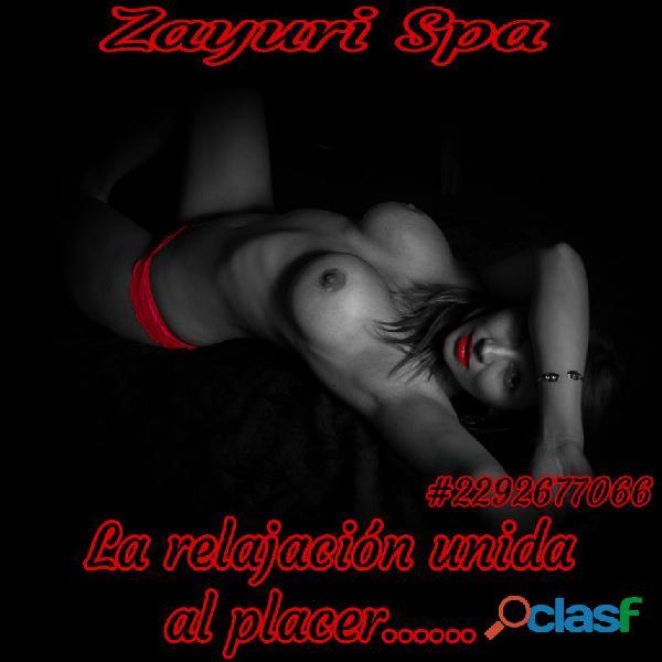 La sensualidad y el Erotismo nos diferencia del resto... Zayuri Spa