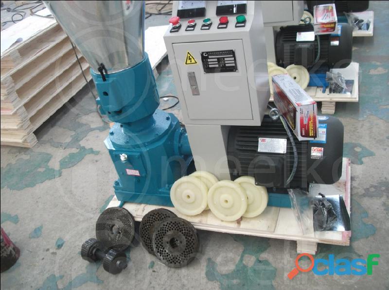 Mkfd200b procesa pellets para animales