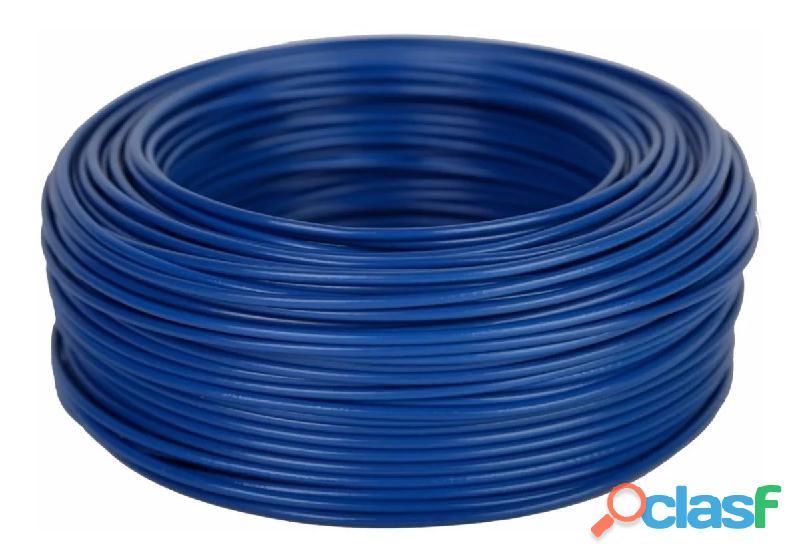 100 Metros Cable Red Cat 6 Utp Rj45 Azul Rj45