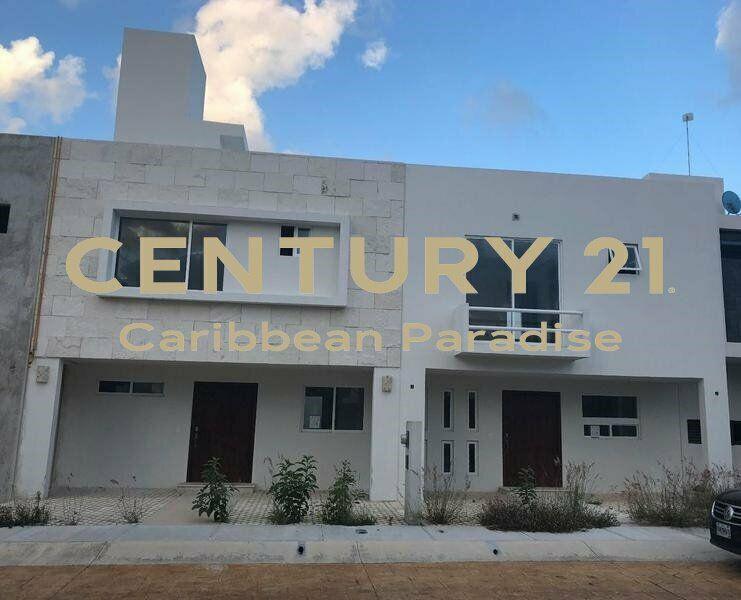 Casa en venta en arbolada cancun centro c2079 /