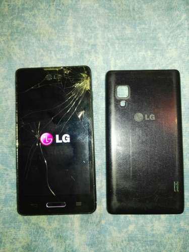 Celular lg l5x completo o por piezas