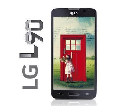 Celular lg optimus l90 seminuevo no liberado