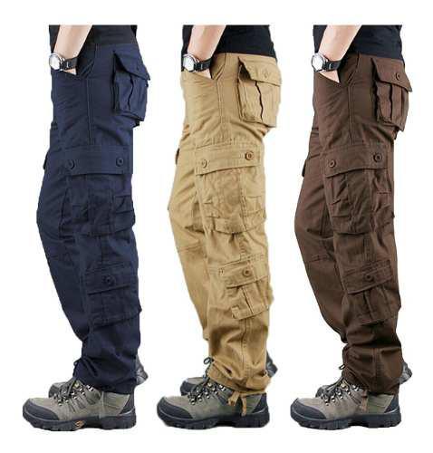 Pantalon Tactico Paramedico Off 70