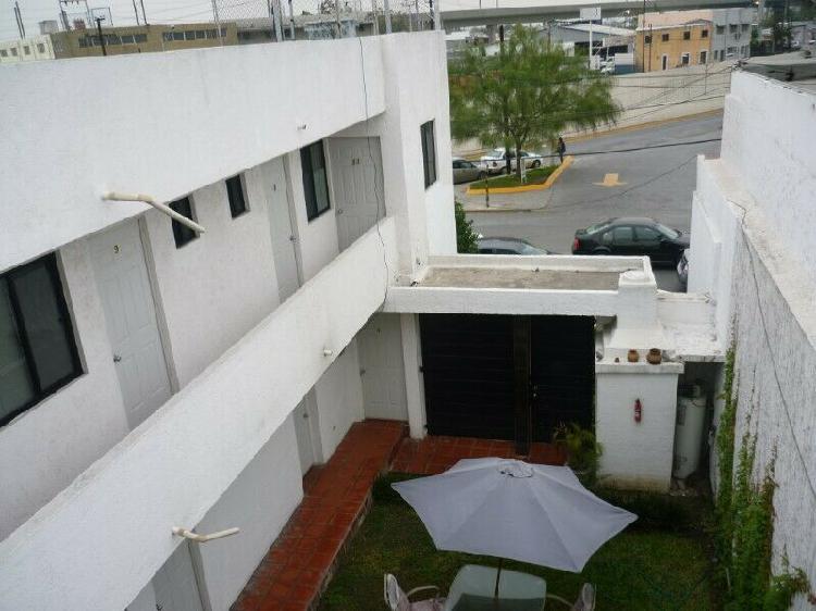 Renta habitaciones cerca hospital universitario monterrey