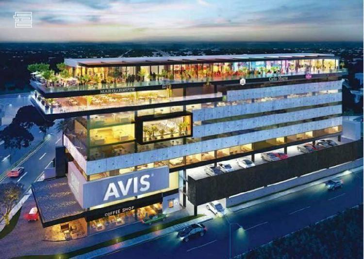 Renta de local comercial en sky city mérida yucatan
