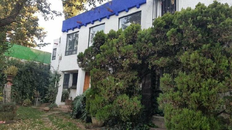 Se vende casa en san jerónimo lídice, del. la magdalena