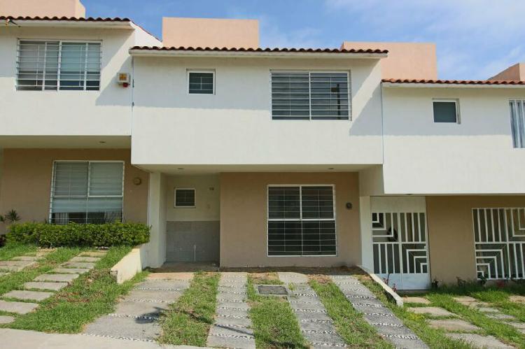 Casa nueva en venta en morelia, fraccionamiento cañadas del