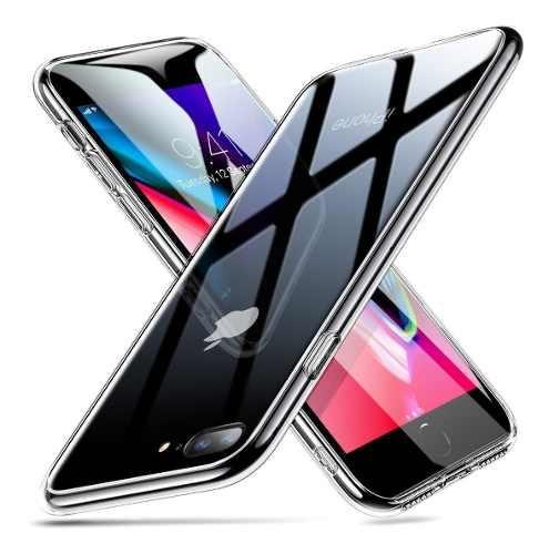 Funda cristal tpu lujo slim iphone huawei galaxy