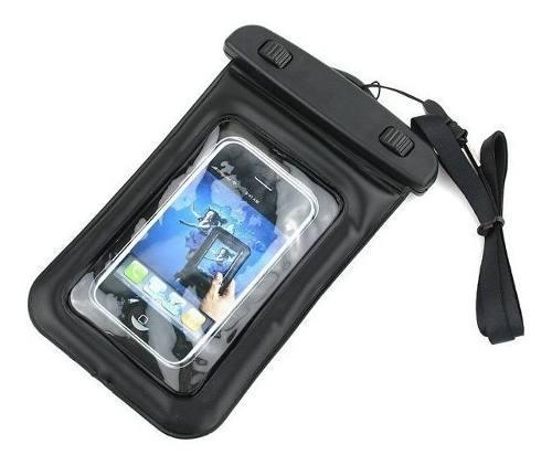 Funda para celular sumergible impermeable bolsa contra agua