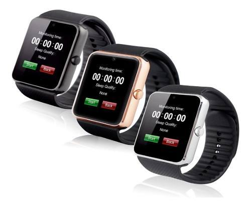 Smartwatch gt08 tipo aple-watch android iphone reloj celular