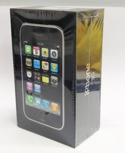 Iphone 3g - nuevo - sellado de fabrica - colección