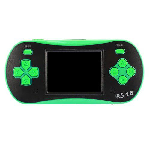 2.5 inch portable handheld console classic video game player